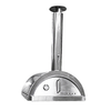 Outdoor Stainless Steel Wood Fired Pizza Oven O-XBL-800