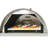 Outdoor Portable Mini Stainless Steel Wood Fired Pizza Oven