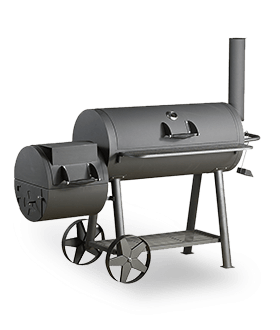 Multi-functional Outdoor Smoker