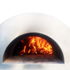 Residential Outdoor Insulated Wood Fired Brick Oven